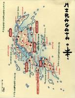 Map of Miragata by alexsanlyra