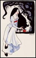 Snow White by Lumosita