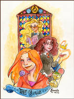 Magical Gurlz by Lumosita