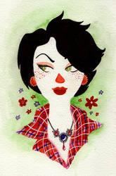 Fierce Freckles by Lumosita