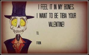 Fran Bow: Itward Valentine Card by Loza-LaSphinx
