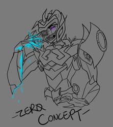 Zero Revamp Concept by Skywings808