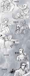 ME Origins : The Commander by pen-gwyn