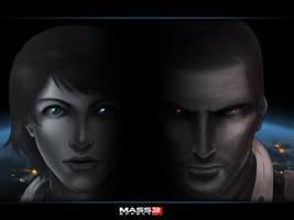 Mass Effect 3 by pen-gwyn