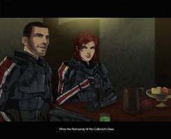 Mass Effect: Michael by pen-gwyn