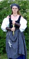 Scottish Wench by MistressKristin