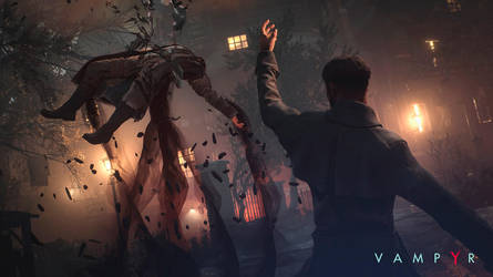 Vampyr Screenshot: Powers/Skills by Angel-Tyler