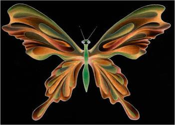 fall butterfly by DoozersWorkshop