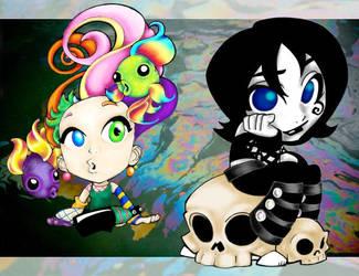 death and delirium by DoozersWorkshop