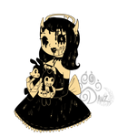 Alice Angel and Dolls by gisselle50