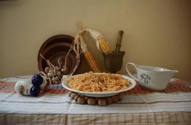 Lunch by Ayvazov-kun