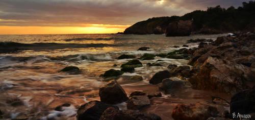 Sea of warmth by Ayvazov-kun