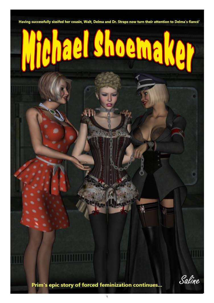 Michael Shoemaker Cover by Saline413