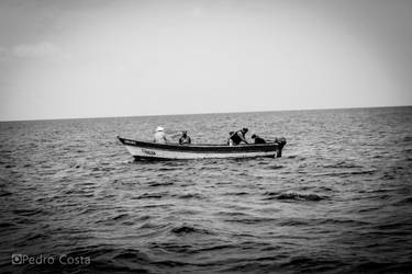 fisherman by PedroRLCosta