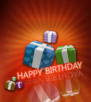 Happy Birthday by Peeewax