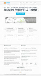 Mode - Free PSD Template by designerfirst