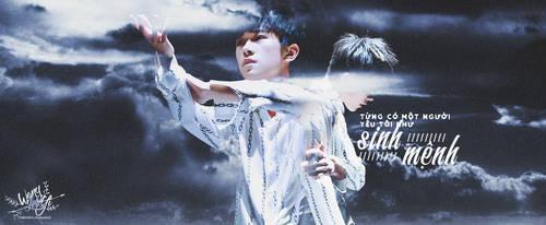 170102 - TFBOYS - Jackson Yi by WangLinhYi