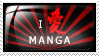 I Love Manga by LiMT-Art