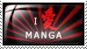I Love Manga by LiMT-Art