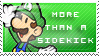 Luigi: More than a sidekick by LiMT-Art