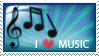 I -Heart- Music by LiMT-Art
