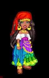PE Gypsy Queen by gloomy-cherub