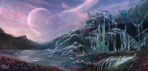 Explorer of new worlds by EvaKosmos