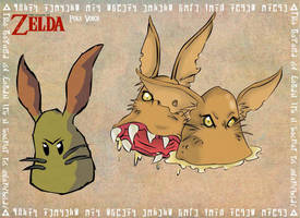 Zelda Enemies-Pols Voice by AverageJoey543