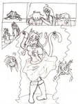 The original iMew fan comic by wrytergirl