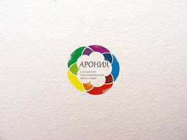 Aronia logo by 7menof