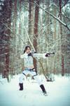 Cosplay Tomb Raider: Legend by LiSaCroft