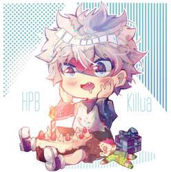 Happy Birthday!! by Kiekyun