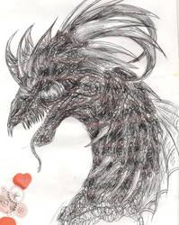 Dragon by TigrisAlbo