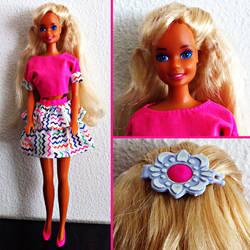 Barbie Refurbished #1 by Joyzmusic