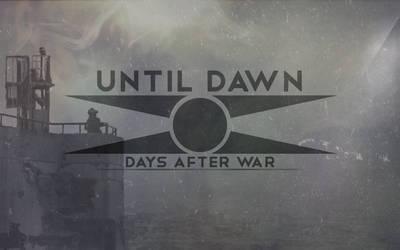 Until Dawn by DaftwalkerArtTs
