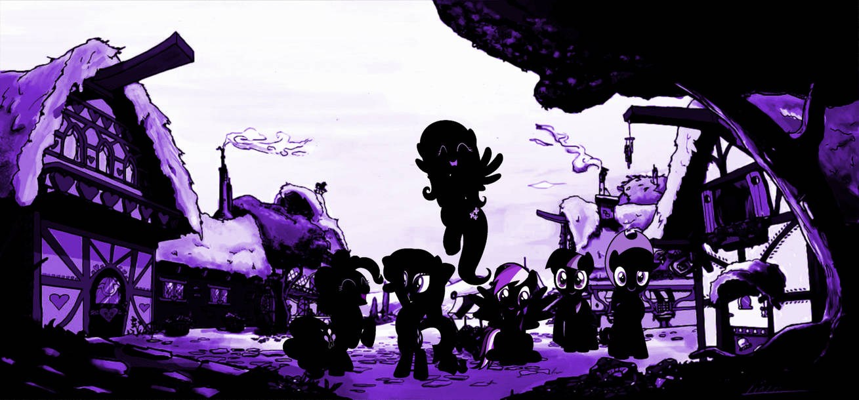 My Little Imagica by BlackfeetSinopaa