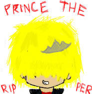 Prince the Ripper revised by Hollow-Kid