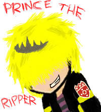 Prince the Ripper TYL by Hollow-Kid