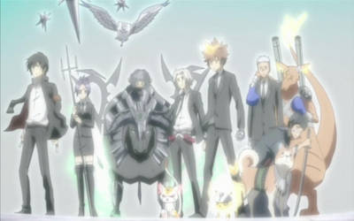 Vongola Choice Battle by Hollow-Kid
