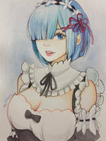Rem by fayntcommissions