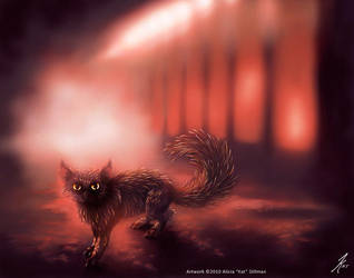 Spooky by KatGirlStudio