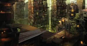 The Patchwork District by nigelhimself