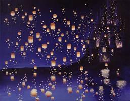 Magic Lanterns by StephanieCassataArt