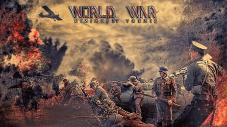 world war by yonis1991