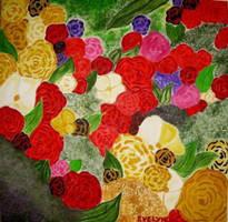 Bouquet by artistevelyne