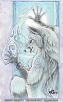 Moon Magic by Goldenwolf