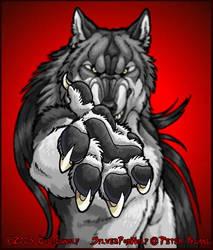 Wolf Reach by Goldenwolf