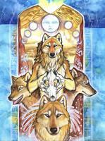 Spirit by Goldenwolf
