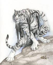Firetyger by Goldenwolf