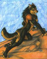 Wen by Goldenwolf